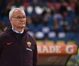 L'AS Roma se loupe. AFP