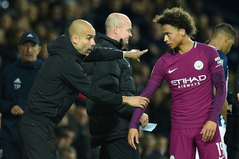 Ligament touché pour Sané — Man City