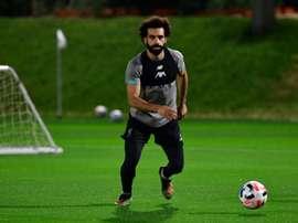 Liverpool à la conquête du monde. AFP
