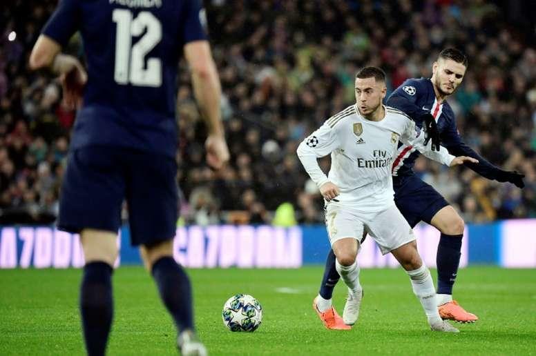 Le groupe du Real Madrid pour affronter le Celta en Liga. AFP
