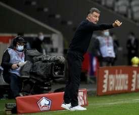 Lille contre l'AC Milan, le prédateur et la bête blessée. afp