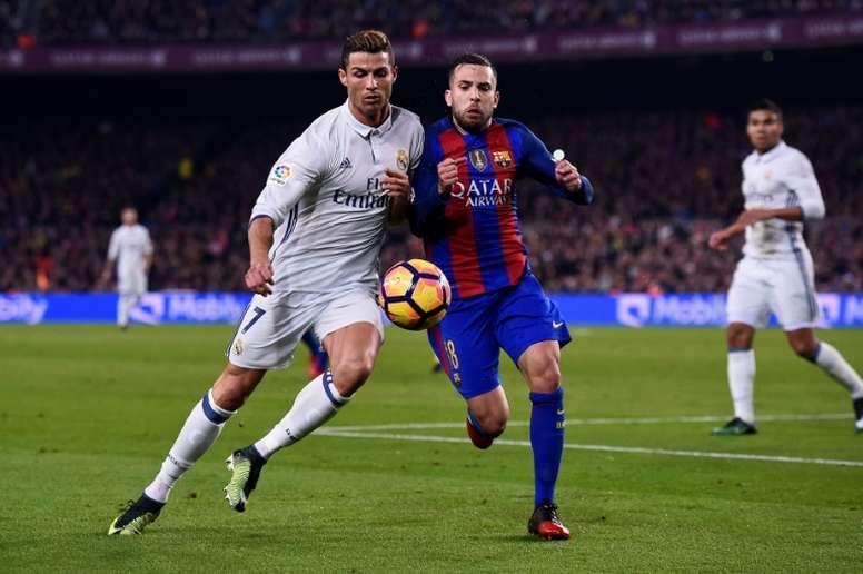 Barça vs Real : Qui a le meilleur palmarès ? - AFP