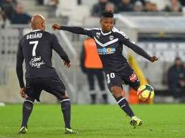 Des absents pour Bordeaux. AFP