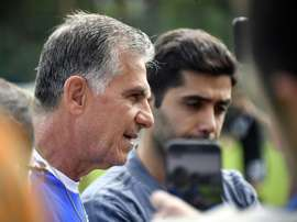 Carlos Queiroz was speaking ahead of Iran facing his native Portugal. AFP