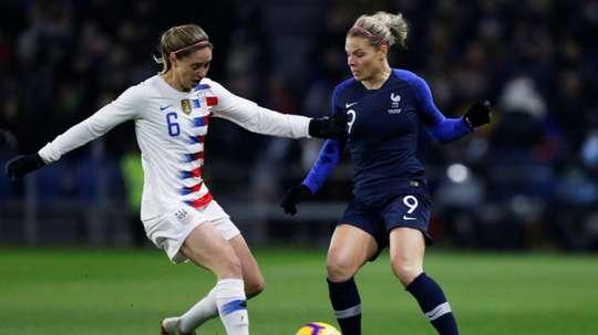 Tout savoir sur la Coupe du monde féminine de football 2019. AFP