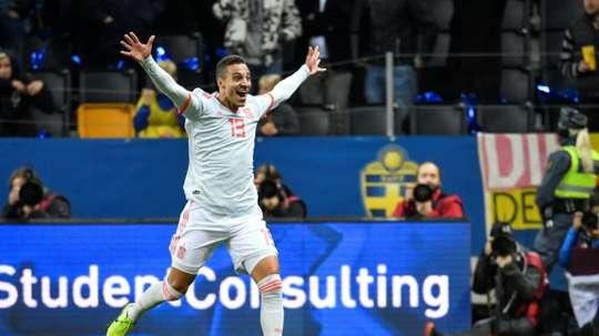 L'Espagne se qualifie au forceps, l'Irlande rate le coche. AFP