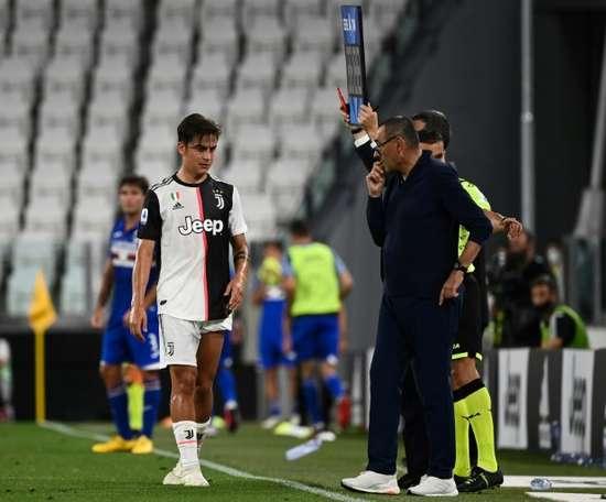 La Juventus vince lo Scudetto. AFP