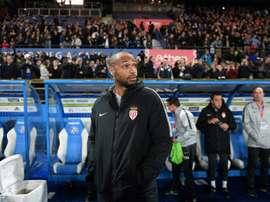 Monaco se rend à Bruges. AFP