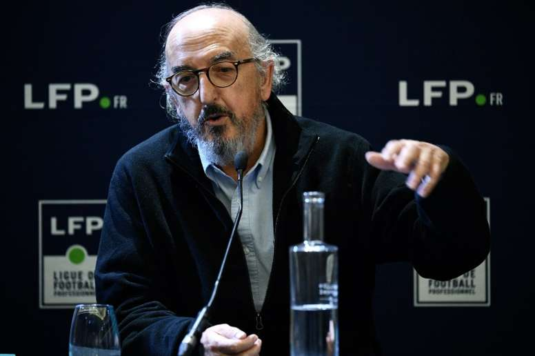 Roures niega querer ser presidente del Barcelona. AFP