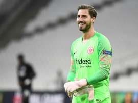 PSG want Kevin Trapp to be their number one, not De Gea. AFP
