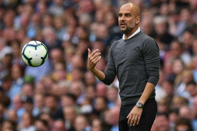 Emery, Guardiola y Pochettino acudirán a una reunión de entrenadores. AFP