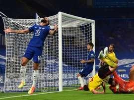 Olivier Giroud é um dos reforços desejados pela Inter de Milão. AFP