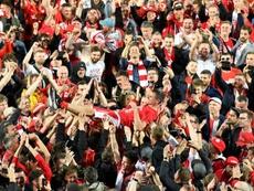Les rebelles de l'Union Berlin débarquent en Bundesliga. AFP