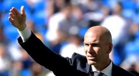 Zidane é o sonho impossível de Turim. AFP