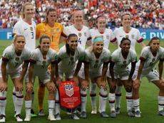 Les championnes du monde américaines vont faire appel. AFP