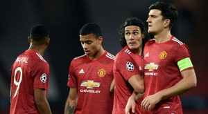 Le formazioni ufficiali di Lipsia-Manchester United. AFP