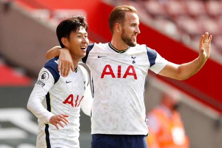 Premier League (J2) : Tottenham écrase Southampton