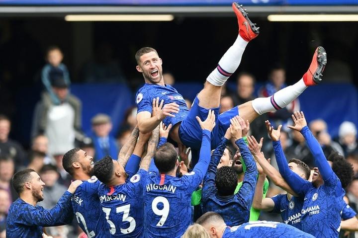 Tre club britannici piombano sull'ex Chelsea Cahill. AFP
