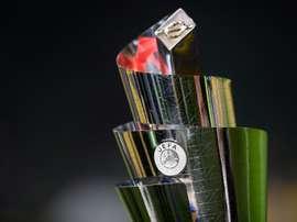 Sigue el directo del sorteo de la fase final de Liga de las Naciones. AFP