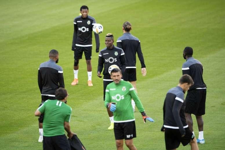 Nantes lorgne un joueur du Sporting CP. afp