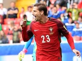 Adrien Silva pourrait retourner au Sporting Lisbonne. AFP
