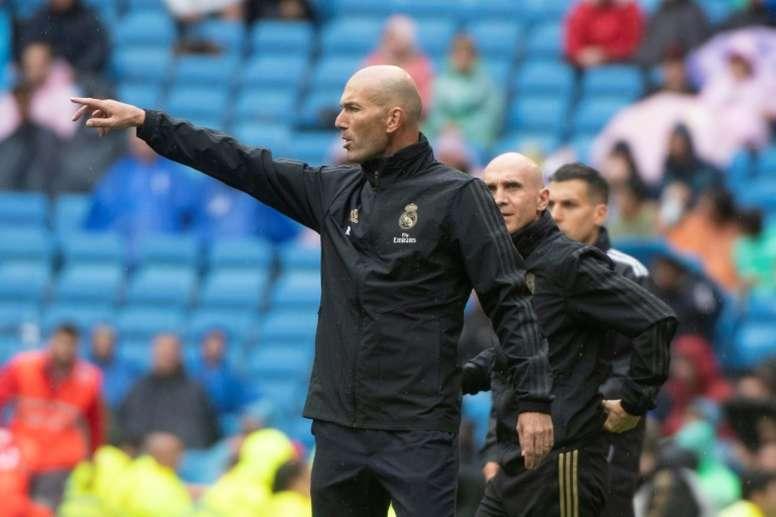 Mijatovic rejette la faute sur Zidane. AFP
