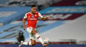Aubameyang finalement prêt à prolonger avec Arsenal. afp