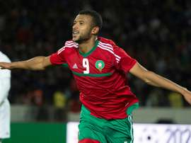 Ayoub El-Kaabi rejoint la Chine. AFP