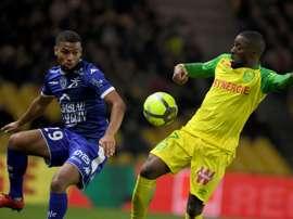 El extremo se ha consolidado en la Ligue 1. AFP