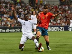 L'Espagne bat les Espoirs et file en finale. AFP