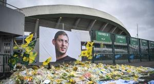 Affaire Sala: pas de décision avant juin sur le premier versement de Cardiff à Nantes (TAS). AFP