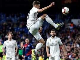 Le communiqué du Real Madrid.