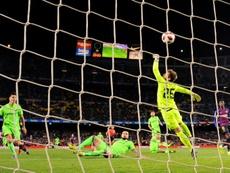 Le Barça menacé ? AFP