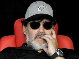 Un reportage de Maradona... sur Netflix ! AFP