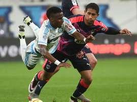 Pablo voltou com moral ao clube francês. AFP
