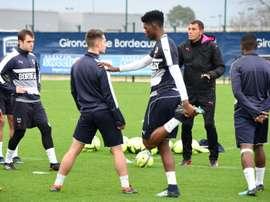 Bordeaux l'emporte et Poyet peut être confiant. AFP