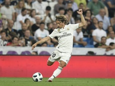 Modric denies Inter contact