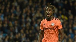 Contre les équipes espagnoles, Lyon fait du 50-50. AFP