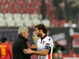Baysse accepte l'offre de Malaga. AFP