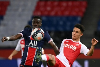 Idrissa Gueye will not be able to play in the French Super Cup. AFP