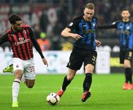 L'Inter ne veut pas que Skriniar parte. AFP