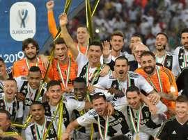 Cristiano, décisive dans une autre finale. AFP