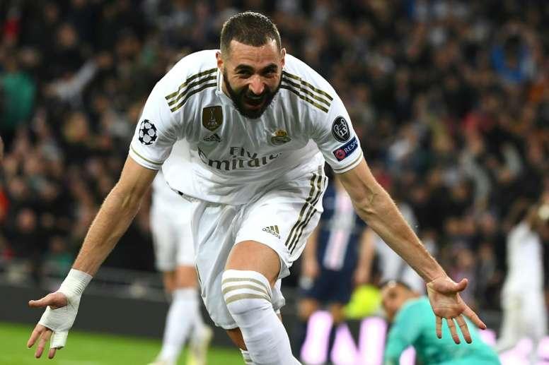Les compos probables du match de Champions League entre le Real Madrid et Man City. AFP