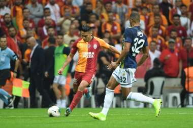 Madrid's latest game at Istanbul. AFP