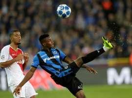 Leicester veut Emmanuel Dennis. AFP
