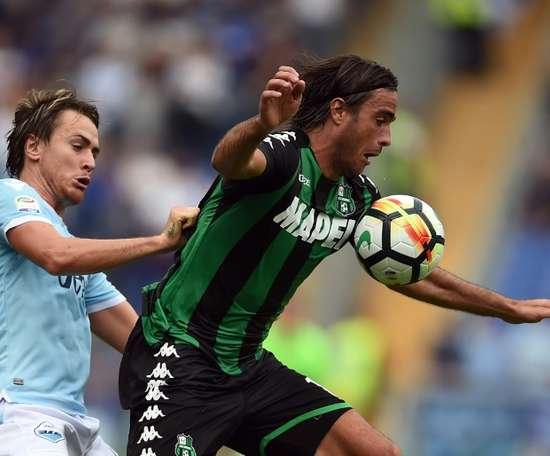 Matri podría volver al Milan. AFP