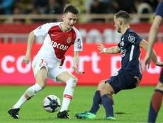 Monaco attend Golovin. AFP