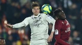 Basic suivi par l'AC Milan. AFP