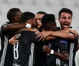 Les compos probables du match de Ligue des champions entre City et Lyon. AFP