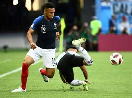 Tolisso will become the latest Bayern star involved in a World Cup final. AFP